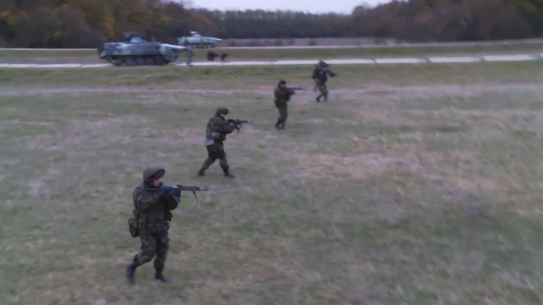 Slavic Brotherhood 2016: Russian, Serbian & Belarusian troops hold anti-terrorist drills (VIDEO)
