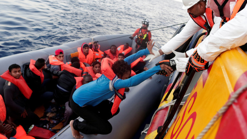 Send them back to Africa: EU should intercept asylum seekers at sea, says German Interior Ministry