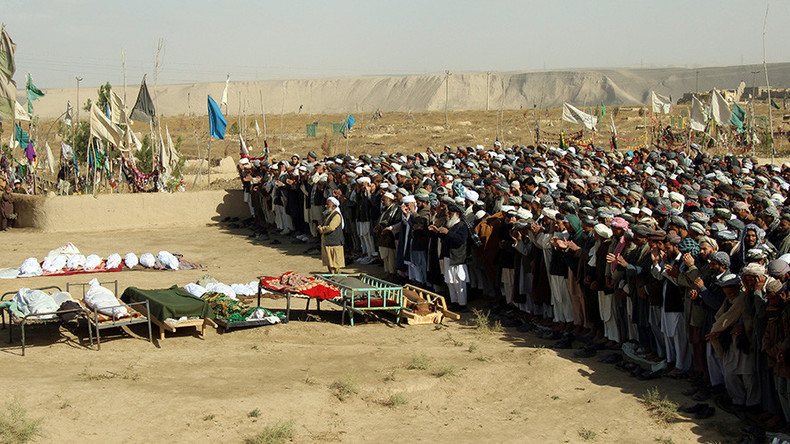 UN investigating US airstrike that killed 32 civilians in Afghanistan