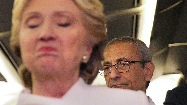 #Podesta33: WikiLeaks releases latest batch of emails from Clinton campaign chair