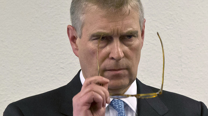 Prince Andrew gets right royal telling off over Trump & Brexit comments