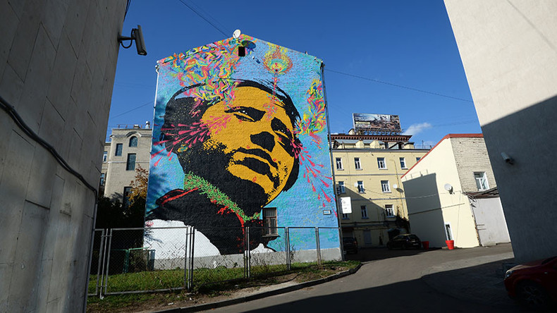 Enormous graffiti murals becoming Moscow's signature look (PHOTOS)