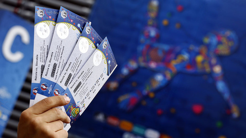 First tickets for 2017 FIFA Confederations Cup in Russia go on sale