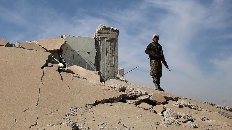 US not liberating Raqqa… it's protecting jihadi proxies in Syria