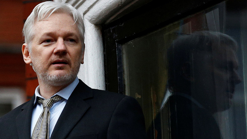 'WikiLeaks must publish and be damned': Assange address on US election day