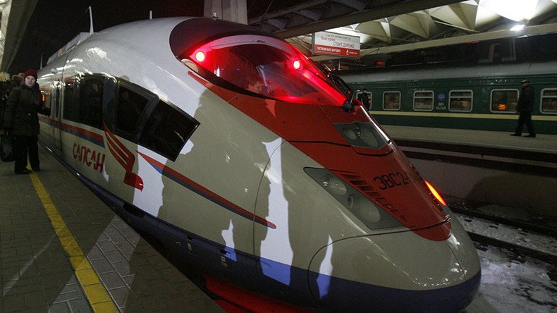 German consortium to invest almost €3bn in Russian high-speed railway