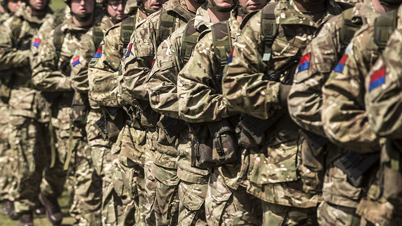 British military given emergency £438m for wounded troops after printing 'mistake'