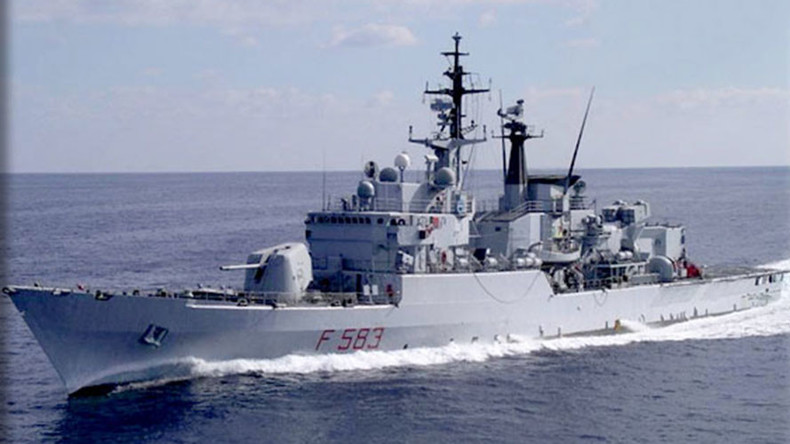 NATO launches maritime operation Sea Guardian in Mediterranean