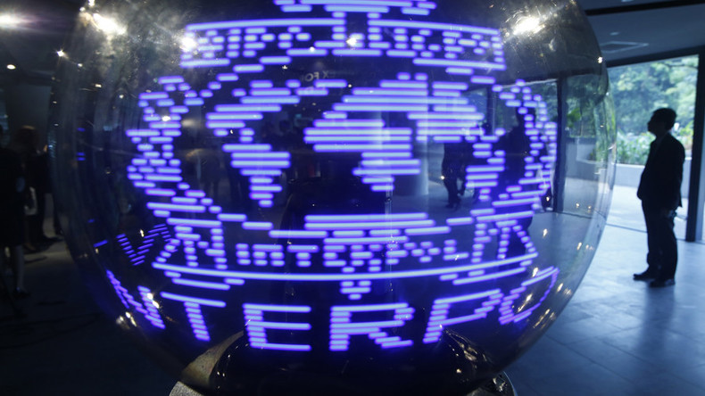 Chinese, Russian officials at head of Interpol for 1st time