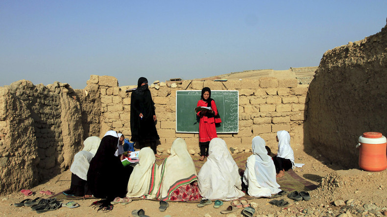 Absentee teachers, students in Afghan schools despite $868mn US investment – watchdog