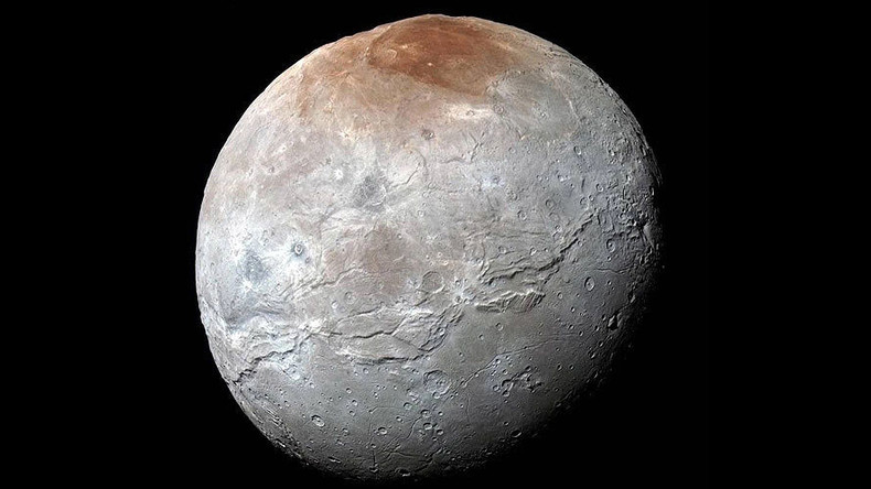 Mysterious x-rays coming from Pluto leave scientists baffled
