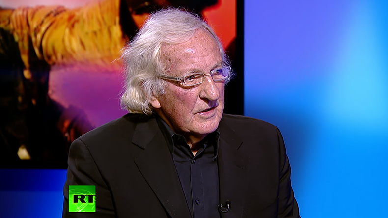 John Pilger: Liberals created Trump by pushing corrupt Clinton, but now act surprised