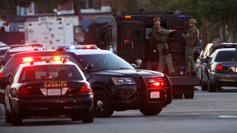 LA gunman who killed 1 and wounded 2 on Election Day 'high on coke or meth'