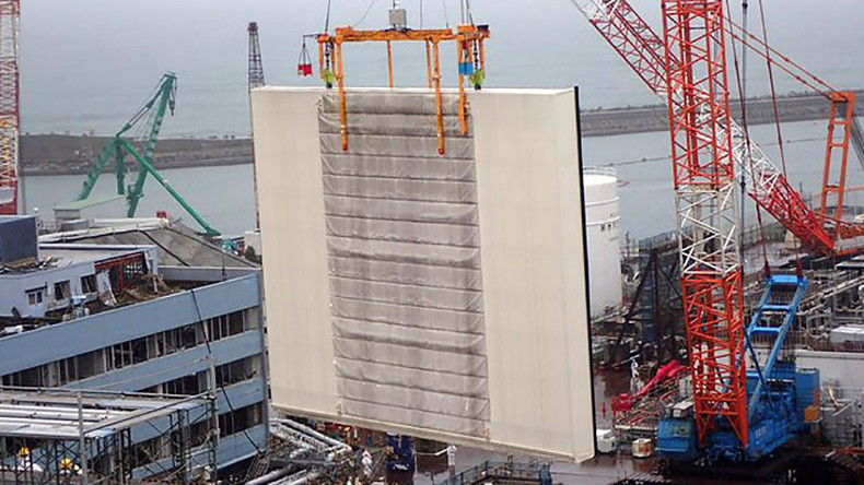 Crippled Fukushima reactor fully exposed for first time since meltdown