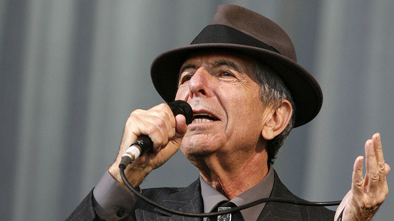 'That's how the light gets in': Singer-songwriter Leonard Cohen dies