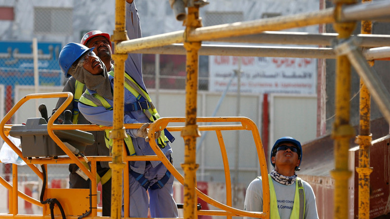 Saudi Arabia admits owing billions of dollars to contractors over oil slump