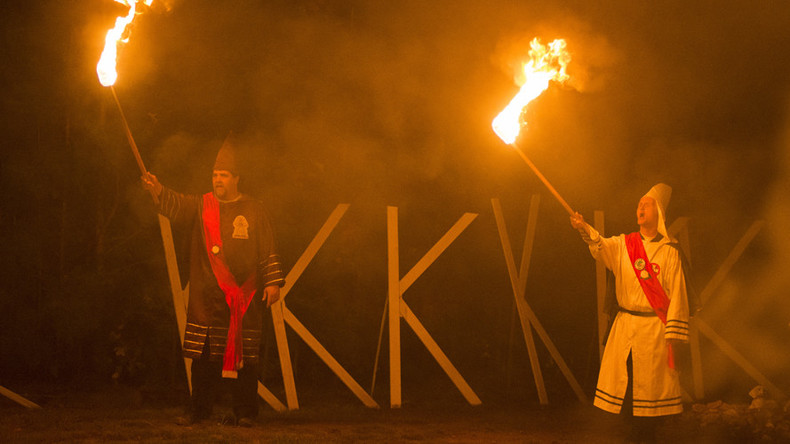 KKK to host Trump 'victory parade' in North Carolina