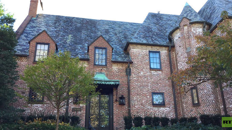 RT visits Obama's post-presidential $5.3 mn Washington mansion (PHOTOS)