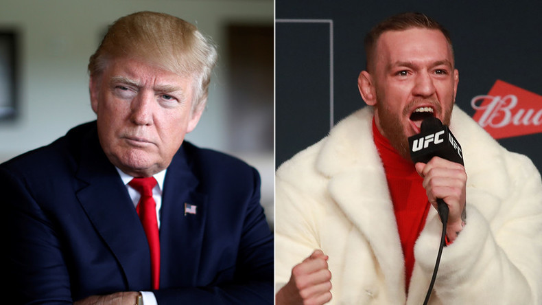 Trump & McGregor in the house? What to expect from UFC 205