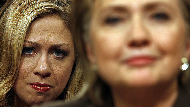 Clinton 3.0: Chelsea 'groomed' for politics