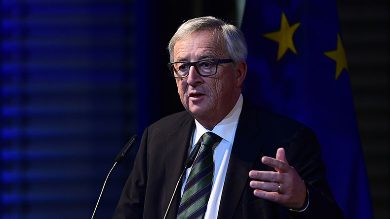Jean-Claude Juncker: 'We will need to teach Trump what Europe is and how it works'