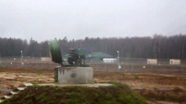 Robotic sentinels defend strategic missile site from saboteurs in Russian military trials (VIDEO)