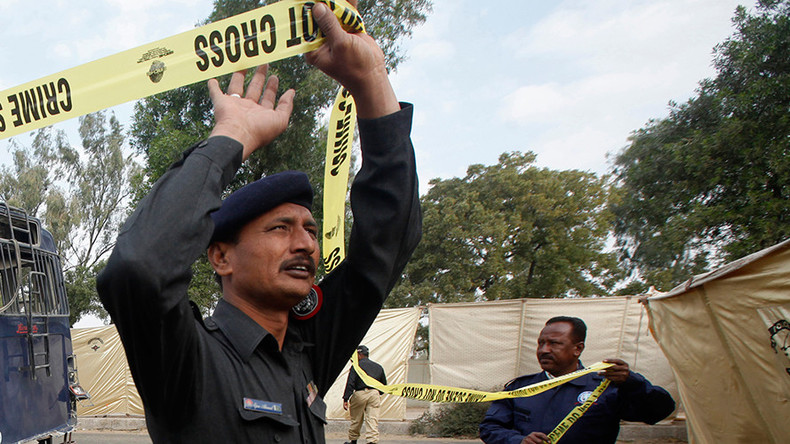 ISIS attack on Pakistan shrine kills at least 43, injures over 100