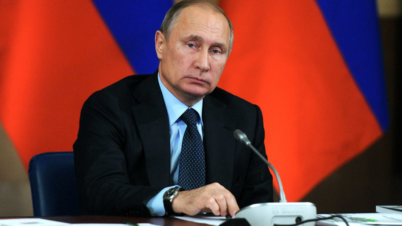 Putin: Russian military not threatening anybody, we are protecting our borders