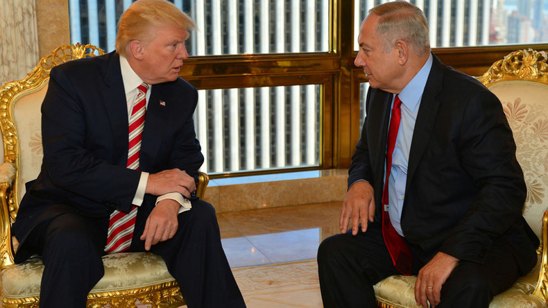 Trump wants an 'ultimate' solution to Israeli-Palestinian conflict