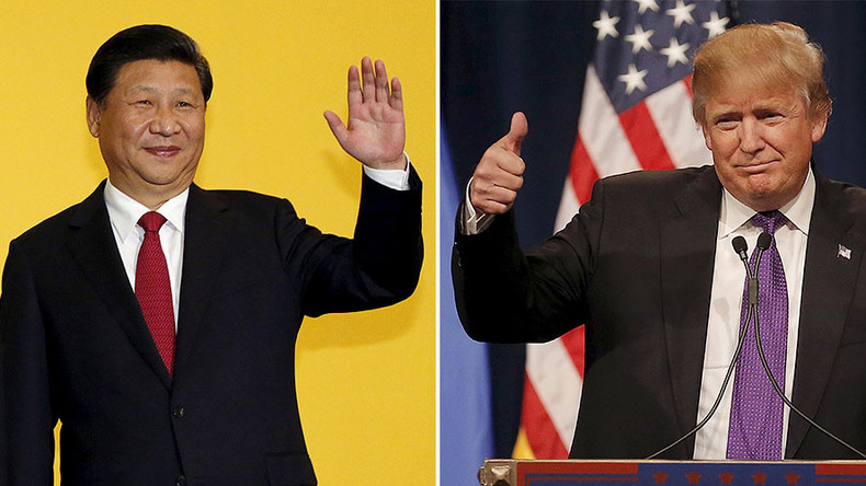 Xi & Trump express 'mutual respect' in 1st phone call, agree to meet soon