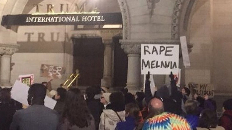 #RapeMelania: Twitter trend met with outrage & suspicion