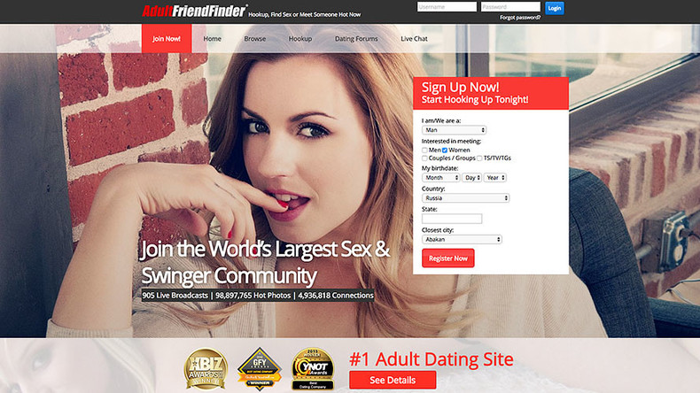 'World's largest sex & swinger community' hacked, 412mn accounts exposed