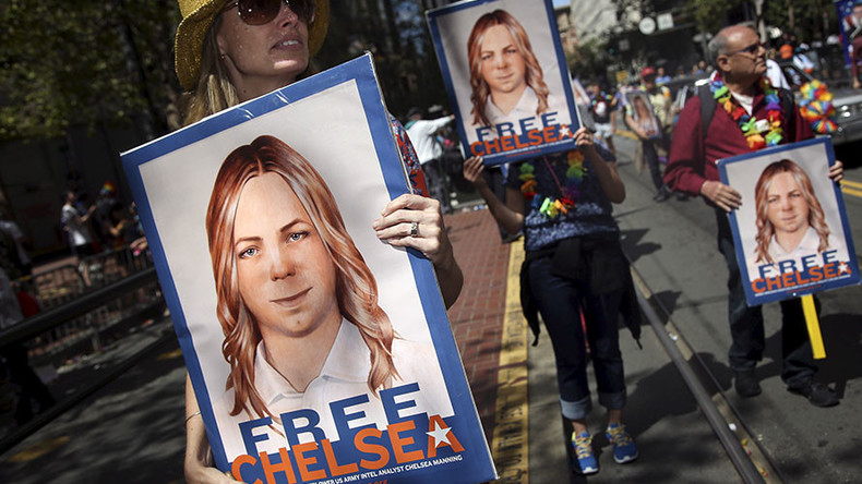 'I need help & I am still not getting it': Chelsea Manning asks Obama for clemency