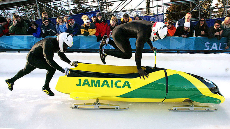Stranded Jamaican bobsled team saved by Canadian good Samaritan