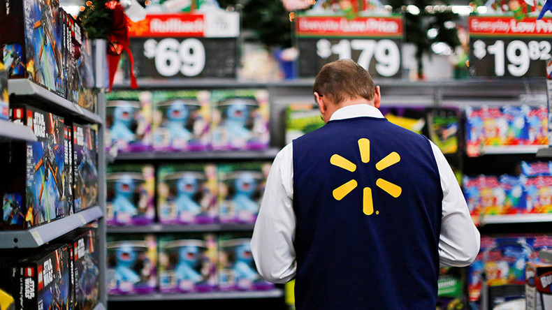 Walmart warns workers not to use app helping them understand company's labor rules