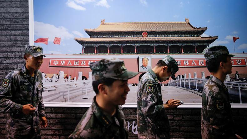 British aid cash secretly being sent to world's second biggest economic power China