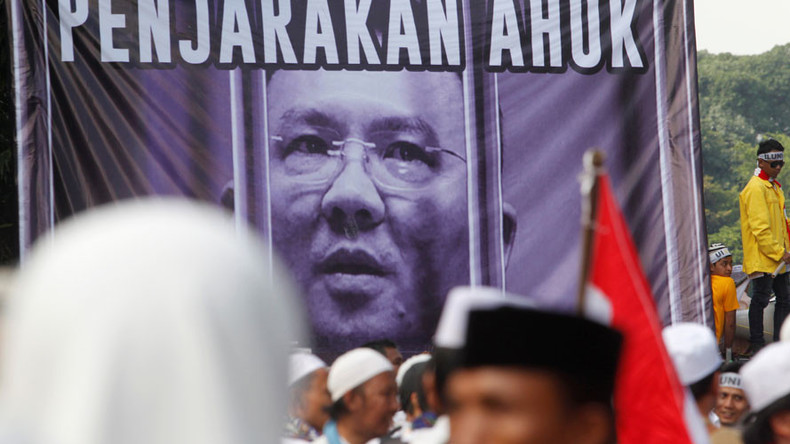 Christian governor of Jakarta to face trial over Islam 'insult' allegations