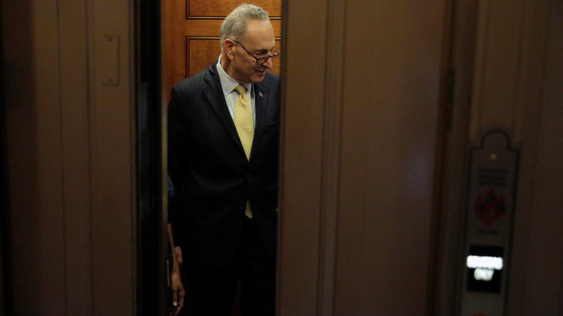 Schumer new leader of Senate Democrats, Sanders & Warren on board