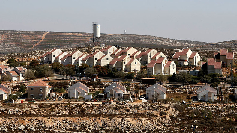 Bill legalizing Jewish settler homes on private Palestinian land gets initial parliamentary approval