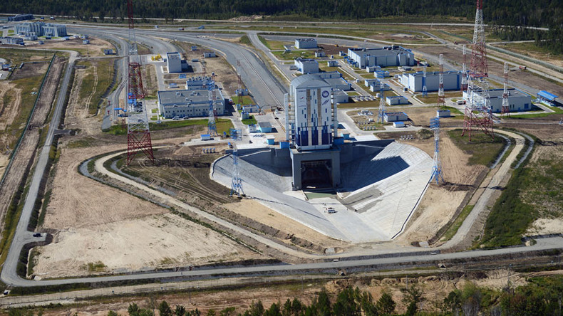 Investigators launch new embezzlement probe into construction of Russian cosmodrome