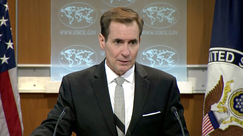 'Chilling': US State Dept. brushes off RT over Syrian humanitarian reports