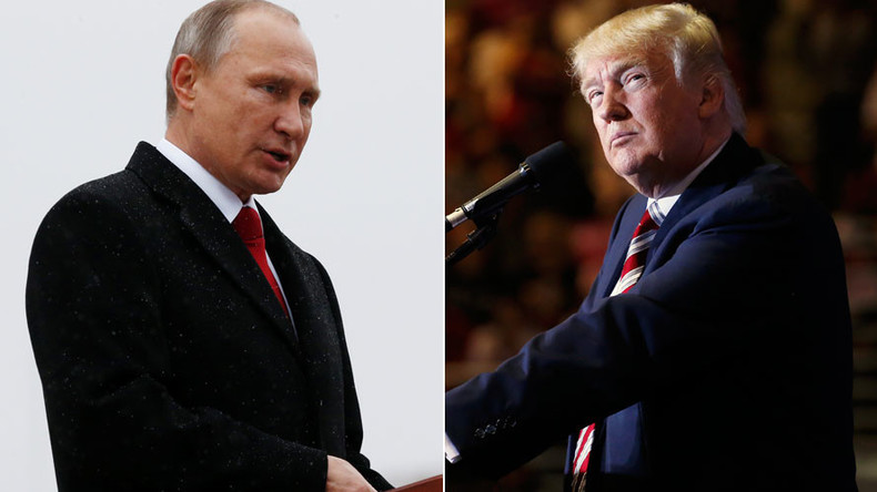 Putin & Trump discussed post-inauguration meeting, but no date set – Kremlin