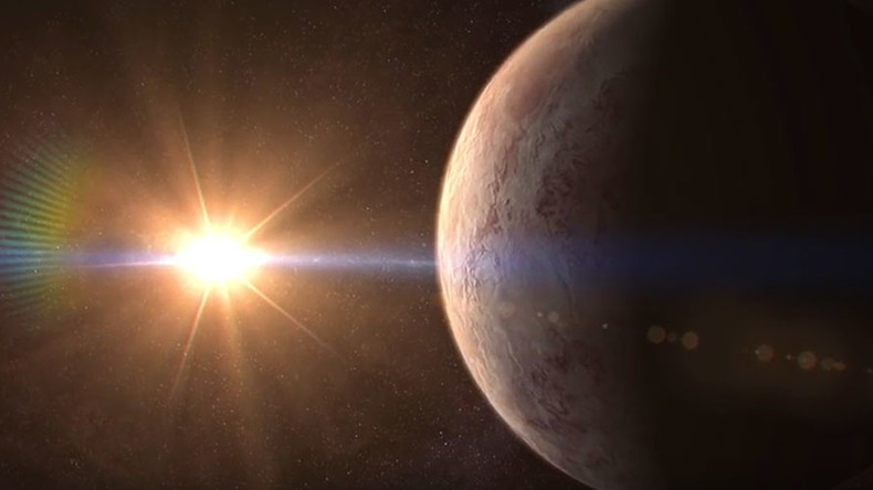 New 'super-Earth' found orbiting red dwarf 33 light years away