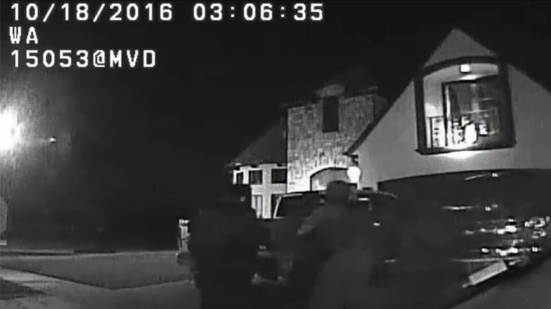 Police sniper fatally shoots man holding 2yo girl hostage (GRAPHIC VIDEO)