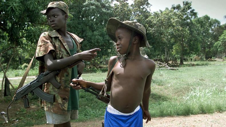 Sierra Leone ex-child soldiers threaten to sue British mercenary firm