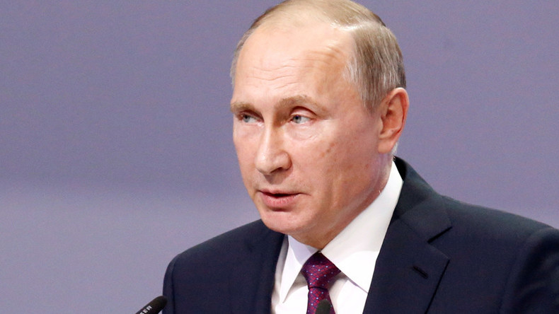 Putin: Russia will oppose any attempts to break global strategic balance, incl. NATO missile system
