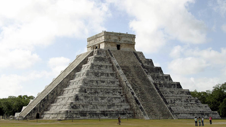 Second secret pyramid found inside ancient Mayan temple (PHOTO)