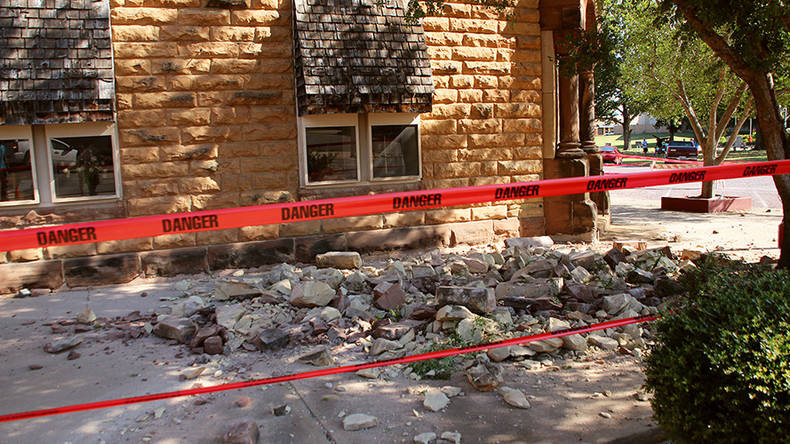 Dozens of fracking companies sued over record-breaking Oklahoma earthquake