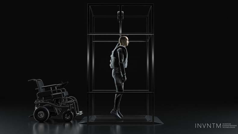 Virtual reality will help world's first head transplant patient prepare for new body