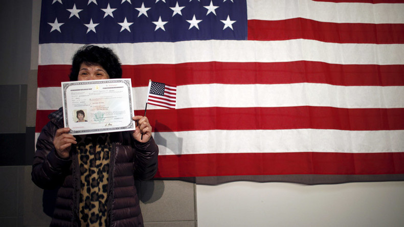'If you don't like Trump, leave the country,' US judge tells new citizens